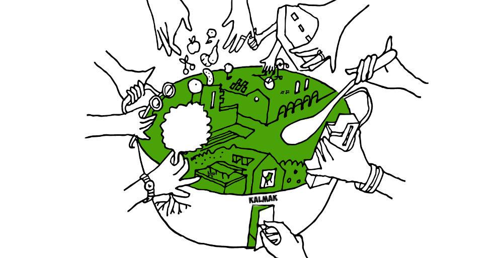 Kalmak y el cohousing