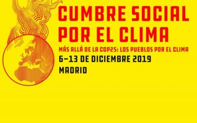 KalmaK estará en la Cumbre Social por el Clima 2019