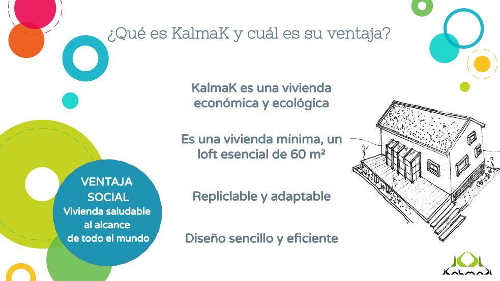 Ventajas sociales y ambientales de Kalmak